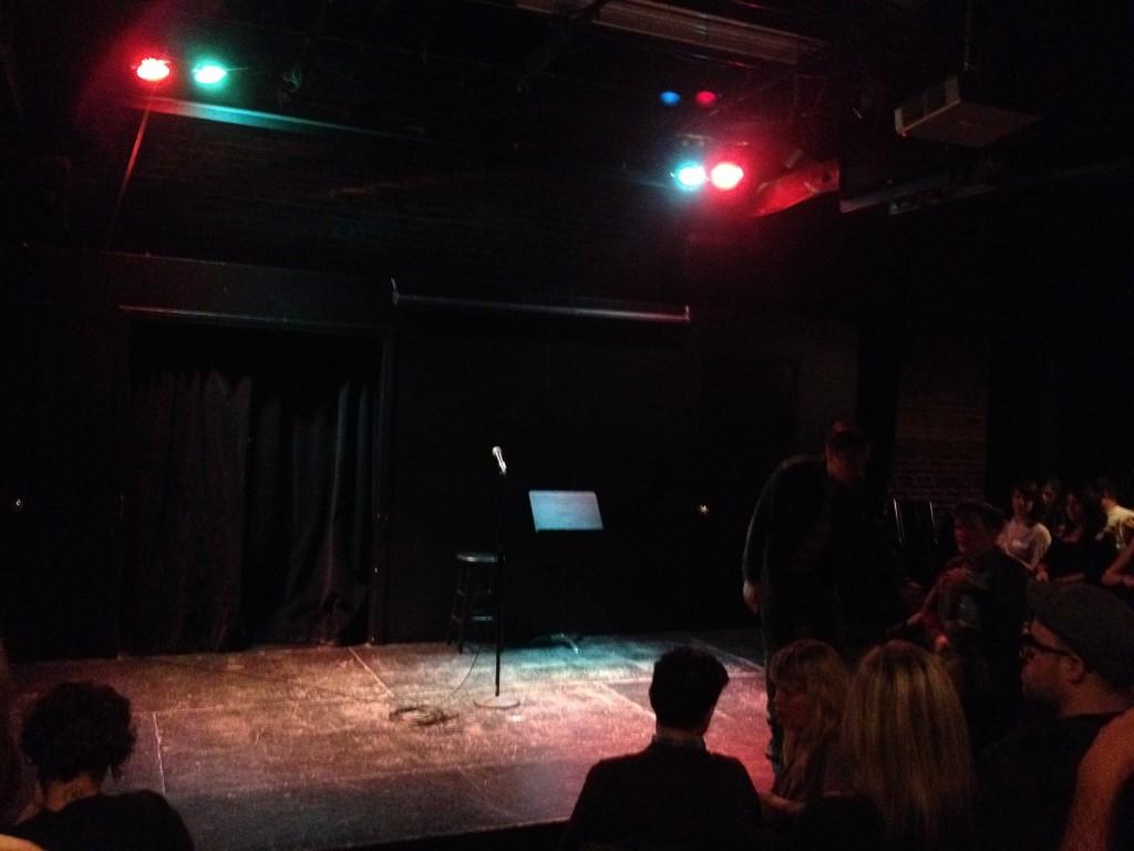 Upright Citizens Brigade LA stage