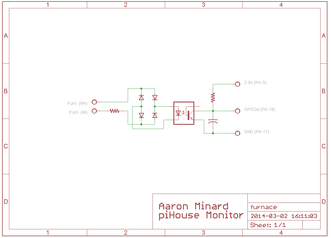 pihouse monitor part 2 gouhobandgraw this is the circuit i used the thermostat in the last apartment in order to retrofit it for use the rinnai i increased the resistance of the